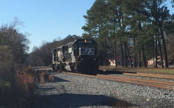 Norfolk Southern Engines
